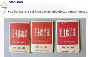El Libro Rojo de Mao Tse-Tung