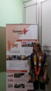 Visita a uno de los centros de Streets of India en Delhi