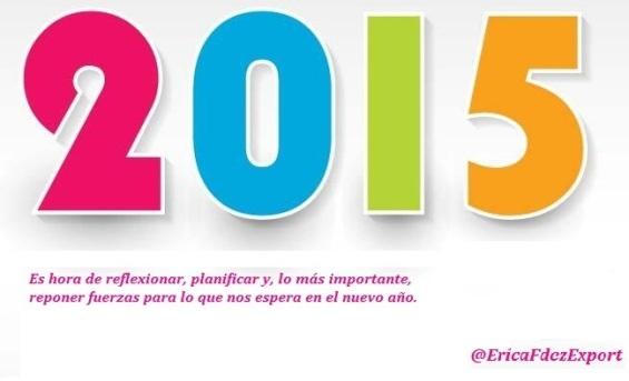 Que lo mejor del 2014 sea lo peor del 2015... ¡FELIZ AÑO!