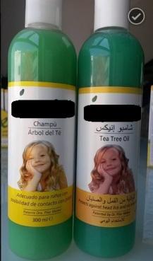 champú arabe